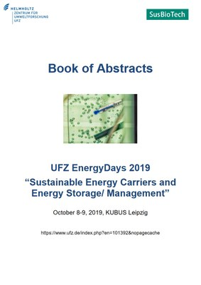 UFZ Energy Days 2019_Book of Abstracts